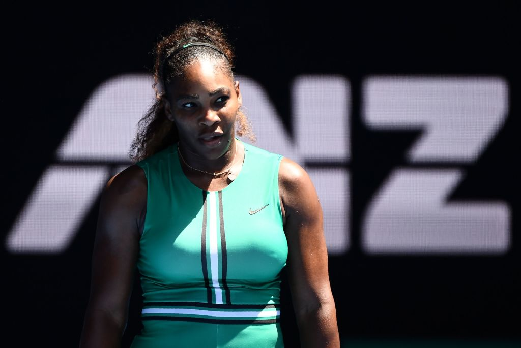 Serena Williams believes 'biased ranking system' played role in French Open injury