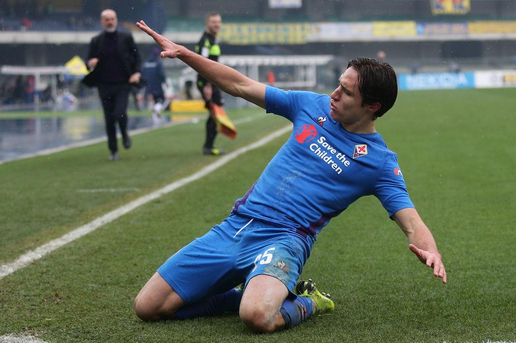 Serie A star Federico Chiesa wants Chelsea transfer as Tottenham enter race