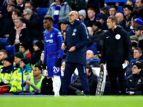 Gareth Southgate aims dig at Chelsea boss Maurizio Sarri over Callum Hudson-Odoi
