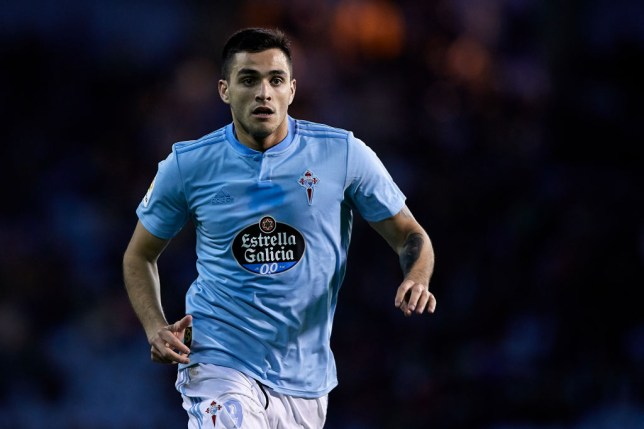 Liverpool are weighing up a bid for Maxi Gomez