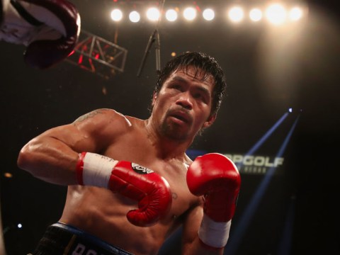 Manny Pacquiao fans demand Floyd Mayweather rematch