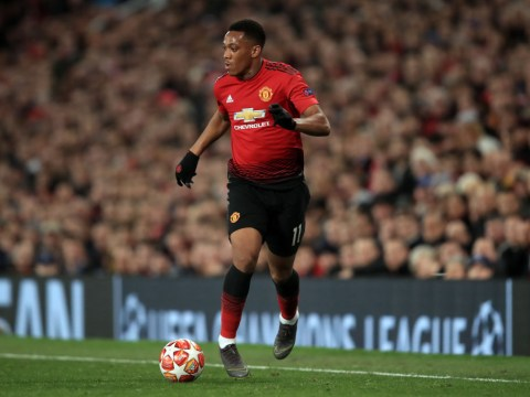 Anthony Martial hands Manchester United injury boost ahead of Arsenal clash