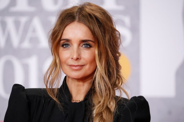 Louise Redknapp at Brits