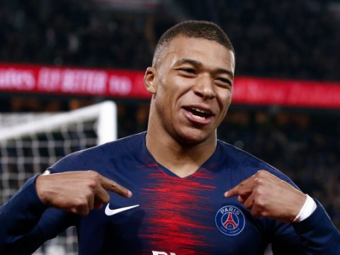 Vinicius Junior says PSG's Kylian Mbappe will come to Real Madrid 'soon'