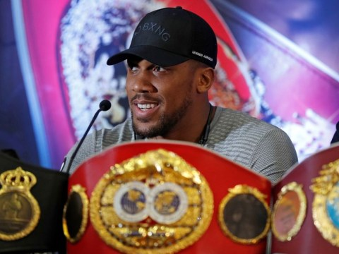 New opponent for Anthony Joshua to be announced next week