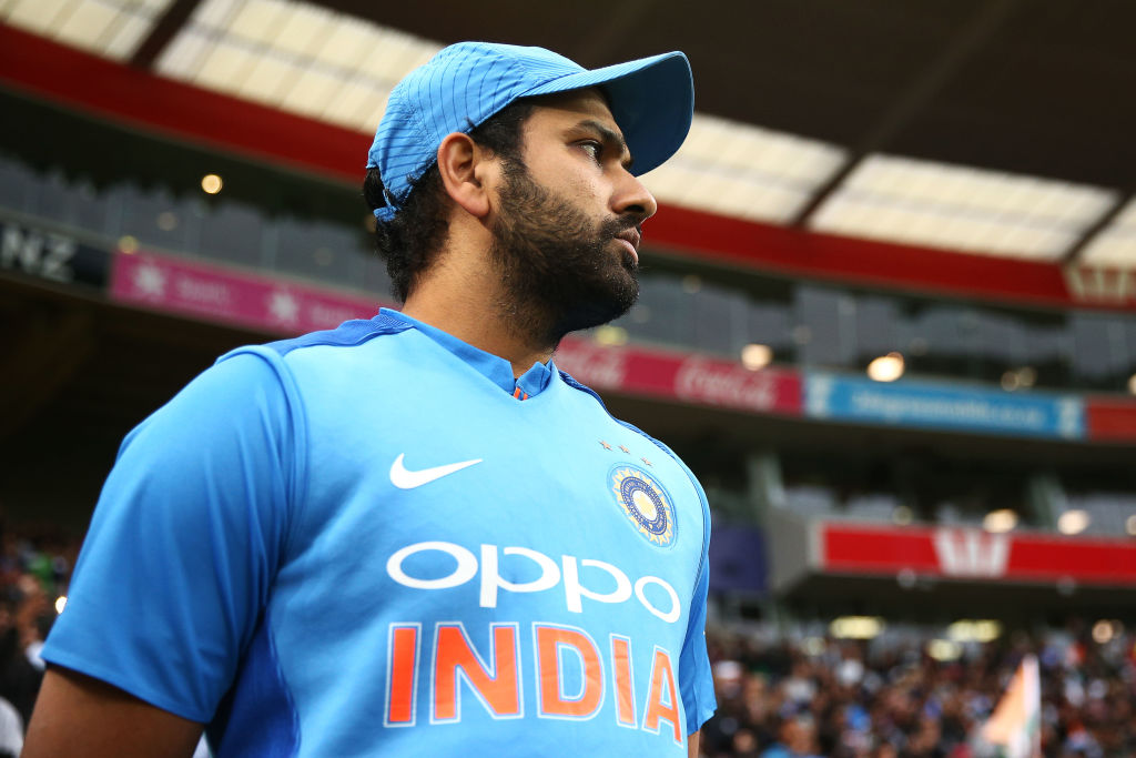 Rohit Sharma misses Mumbai Indians v Kings XI Punjab IPL match after suffering injury in training