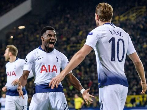 Arsenal legend David Seaman admits Tottenham winning the Champions League 'would be ace'