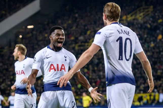 653fa7d5917 Arsenal legend David Seaman admits Tottenham winning the Champions League  'would be ace'