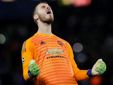 Manchester United to re-open contract talks with David de Gea with goalkeeper set for enormous pay rise