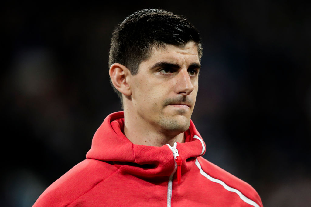 Man Utd news: How Thibaut Courtois reacted to being dropped by Real
