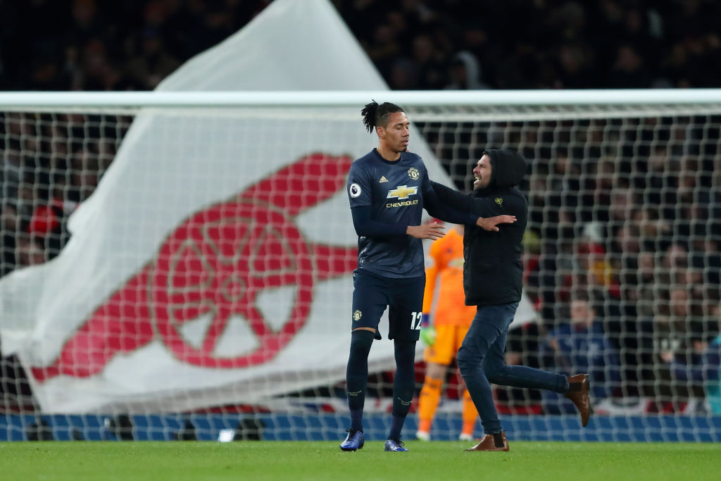 Arsenal fan and Tyson Fury's cousin learns punishment for assaulting Man Utd's Chris Smalling
