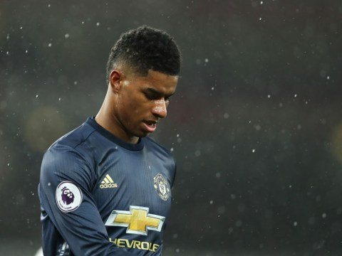 Marcus Rashford's latest injury could cost him his England place, says Alan Shearer