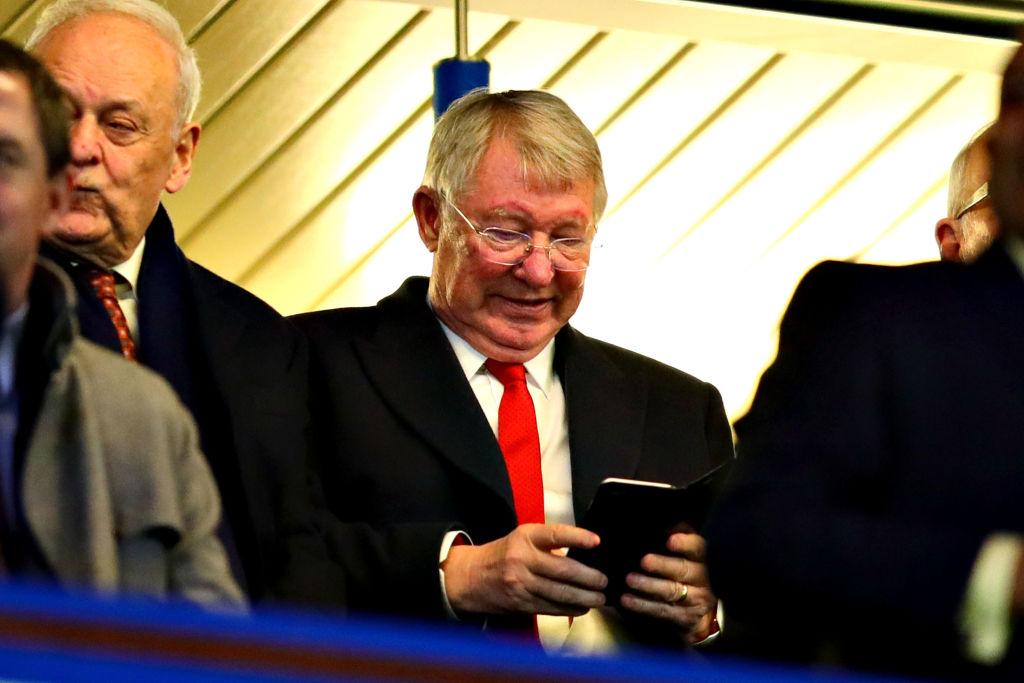 Man Utd legend Sir Alex Ferguson spoke to ole Gunnar Solskjaer after appointment