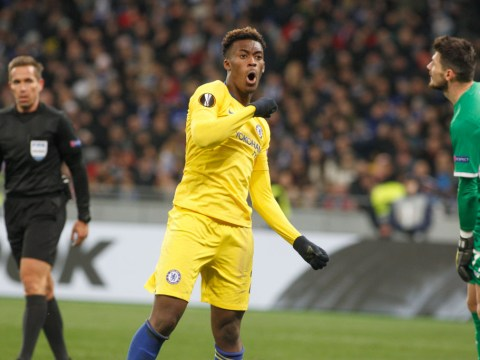 Callum Hudson-Odoi handed shock England call-up despite not starting Premier League game for Chelsea