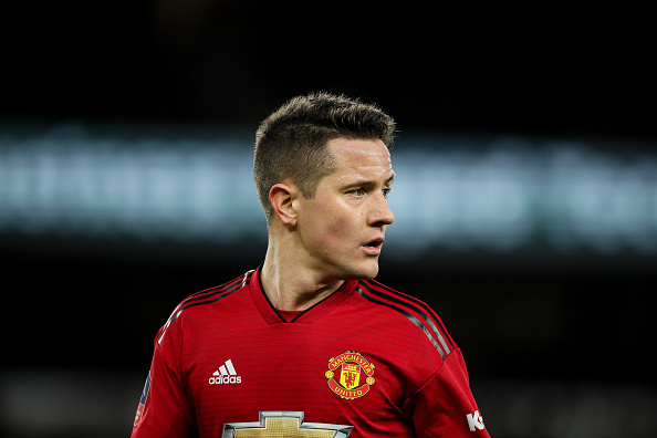 Ander Herrera on verge of shock Manchester United exit after £150,000-a-week PSG offer
