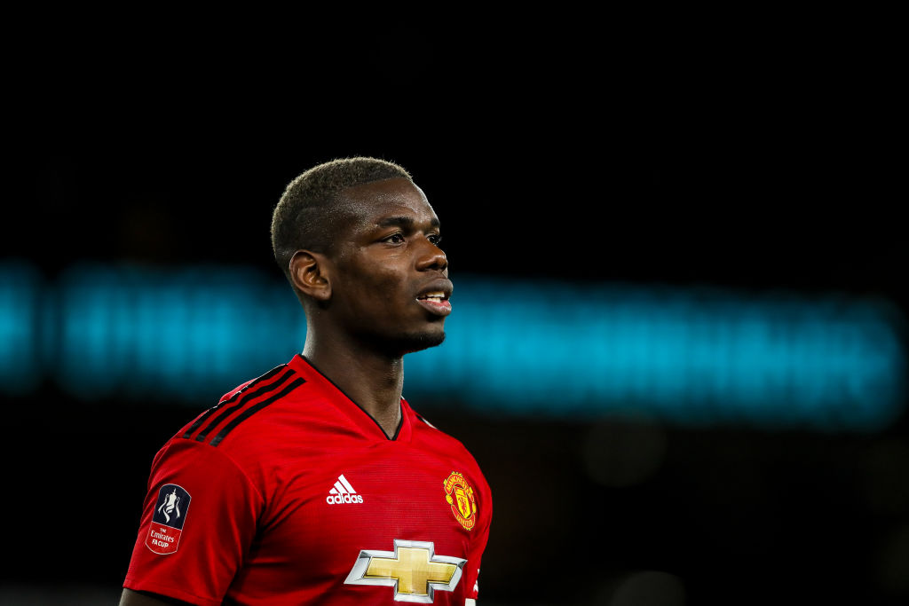 Paul Pogba makes it known to Zinedine Zidane he wants to join Real Madrid