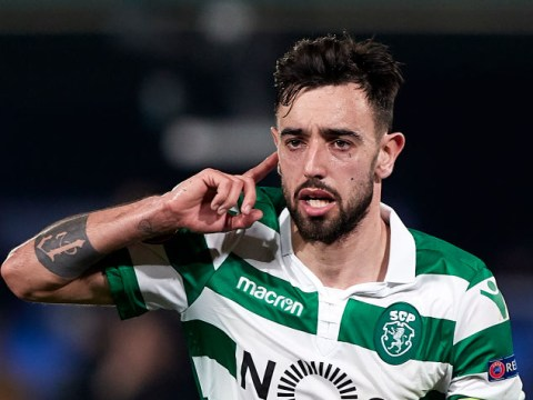 Manchester United open talks with Sporting Lisbon for £50m-rated Bruno Fernandes