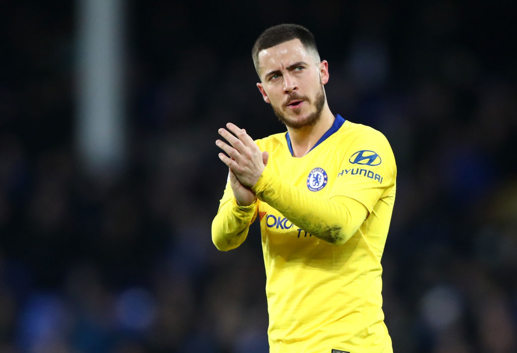 Eden Hazard set to agree Real Madrid move in 'coming days'