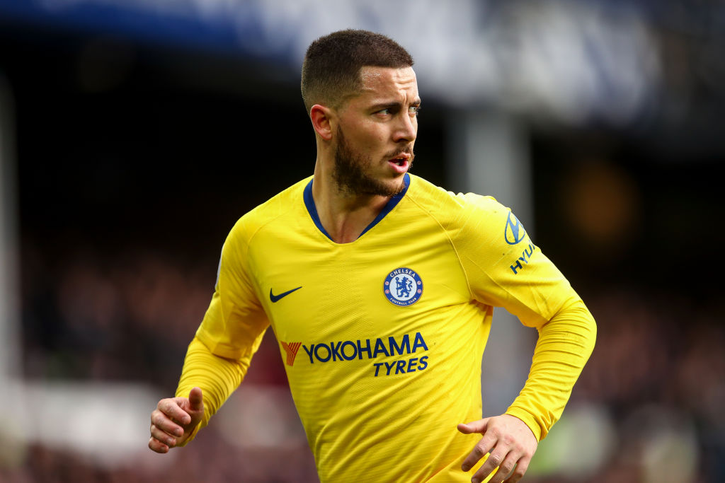 Eden Hazard speaks out on Real Madrid transfer speculation