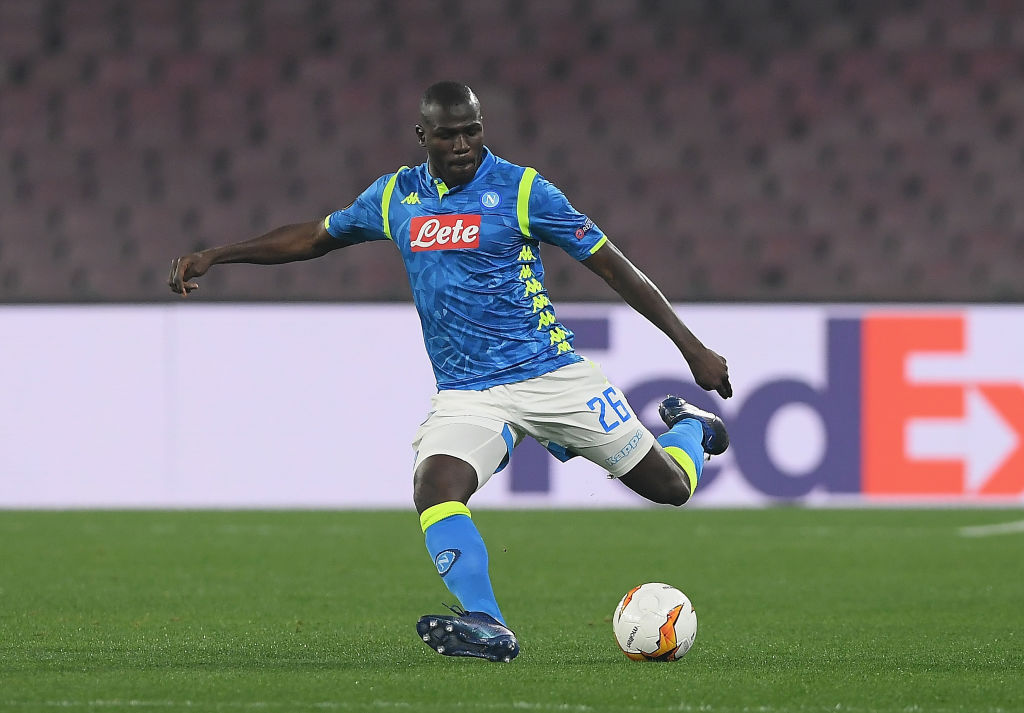 Man Utd news: Manchester United told to pay £150m for Napoli defender Kalidou Koulibaly