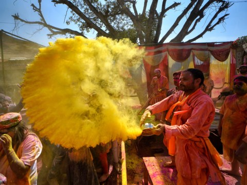 When is the Holi 2019 festival, what is it and how can you celebrate in London?