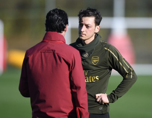 Arsenal news: Mesut Ozil facing axe against Manchester United