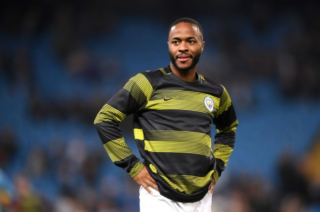 newest aec52 2b1ef Raheem Sterling '100% spot on' in criticism of the media ...