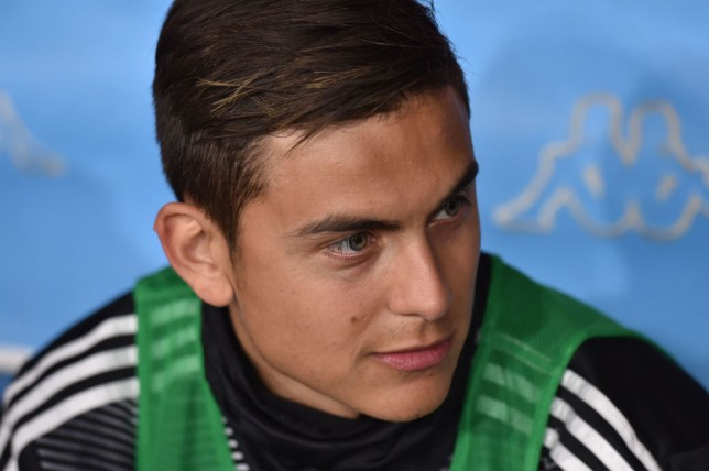 bb5cdae8d Manchester United to launch £120m Paulo Dybala transfer move if Romelu  Lukaku leaves this summer