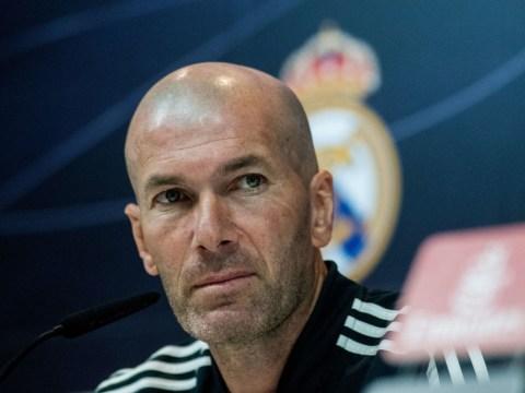 Real Madrid ready to fund rebuild by handing £430m transfer budget to Zinedine Zidane