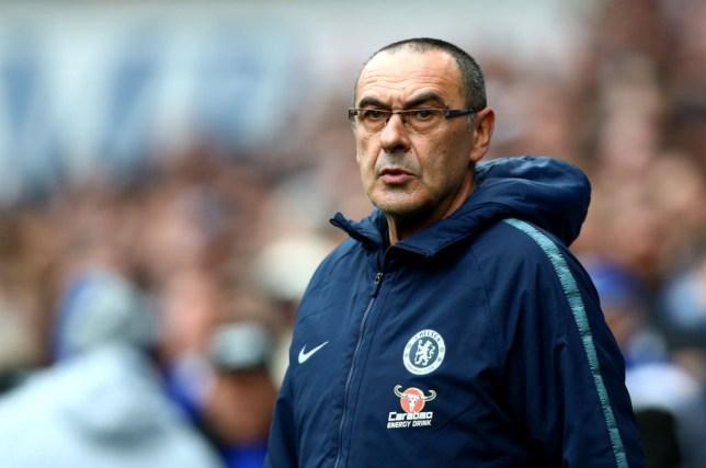 Chelsea boss Maurizio Sarri hits back at fans