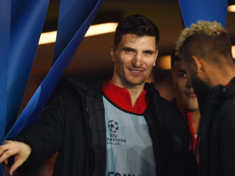 Arsenal and Chelsea join Manchester Utd in battle to sign PSG defender Thomas Meunier