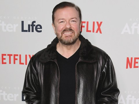 Ricky Gervais is cashing in on Twitter trolls and they don't even know it