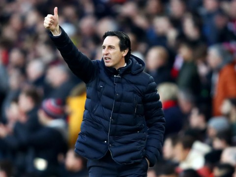 Unai Emery sends Arsenal squad Manchester United reminder ahead of Newcastle clash