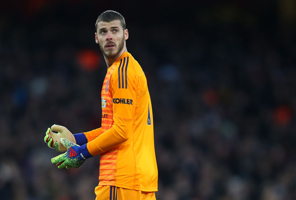 Real Madrid plot Thibaut Courtois sale to fund move for Manchester United star David de Gea