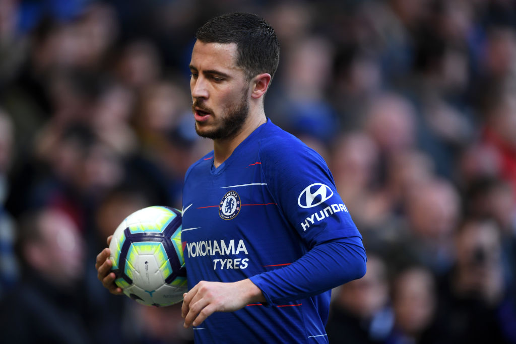 Real Madrid want to sign Eden Hazard from Chelsea