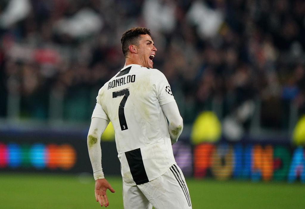 Atletico Madrid to submit complaint to UEFA over Cristiano Ronaldo's 'cojones' celebration