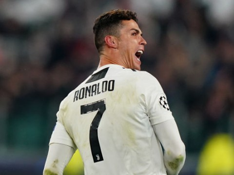 Atletico Madrid to submit complaint to UEFA over Cristiano Ronaldo's 'cojones' celebration
