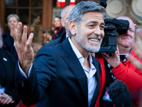 George Clooney rules himself out of playing James Bond as he looks like 007's 'grandfather'