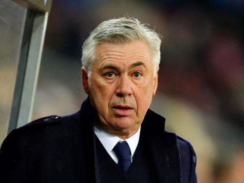 Carlo Ancelotti reacts as Napoli suffer triple injury blow ahead of Arsenal Europa League clash