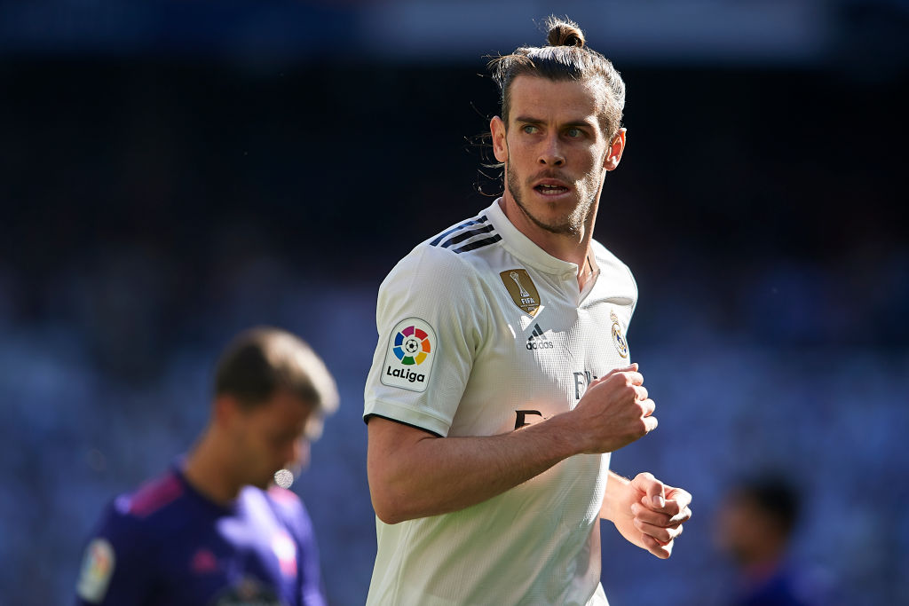 Gareth Bale reveals his 'anger' at Zinedine Zidane's Champions League final snub