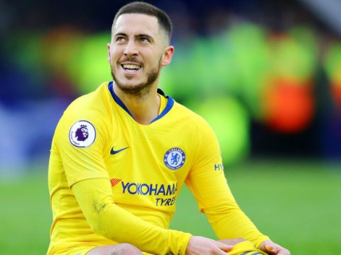 Chelsea set £98.5m asking price for Eden Hazard after rejecting transfer bid