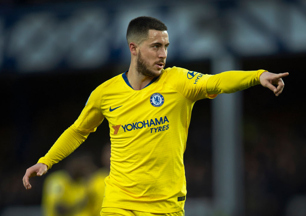 How Chelsea should spend their potential £100million Eden Hazard windfall
