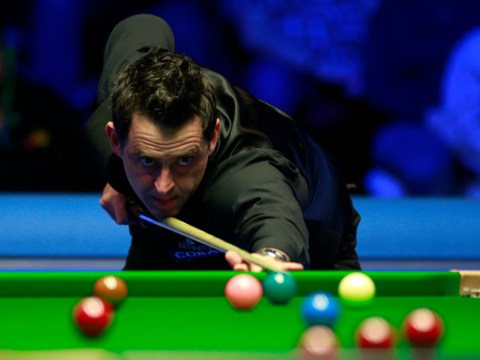 Ronnie O'Sullivan explains the hardest thing about winning the Snooker World Championship