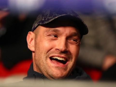 Dillian Whyte: Tyson Fury should be ashamed fighting Tom Schwarz
