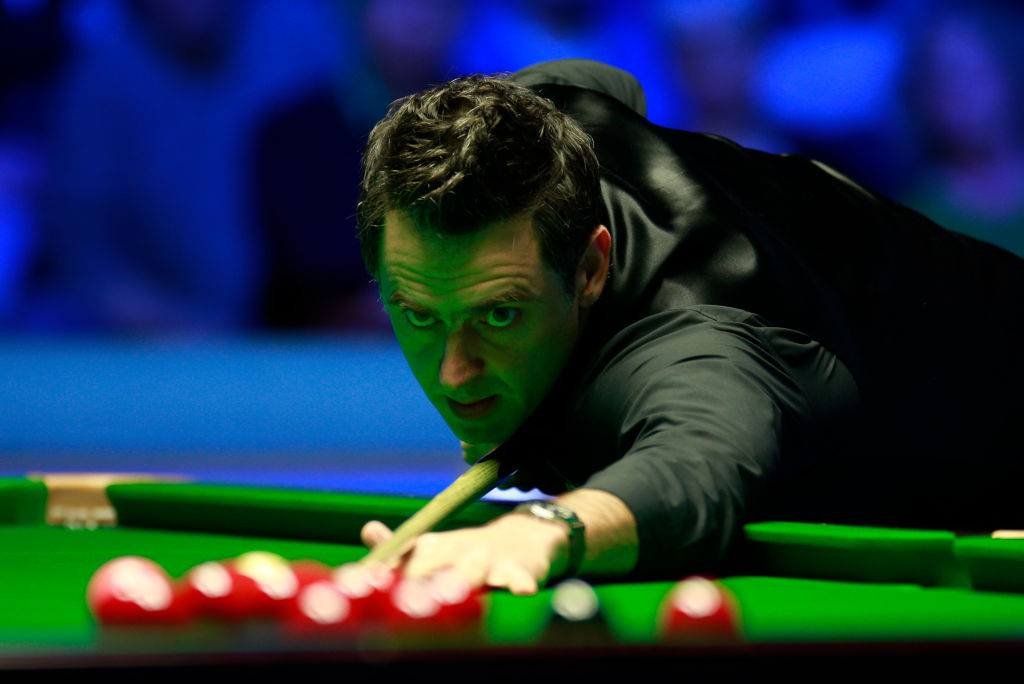 Ronnie O'Sullivan to play James Cahill in Snooker World Championship first round