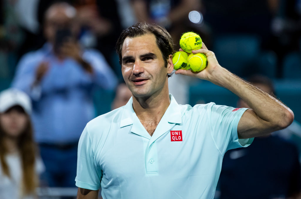 Roger Federer hopes 'stars align' on John Isner serve as he bids for title 101 at the Miami Open
