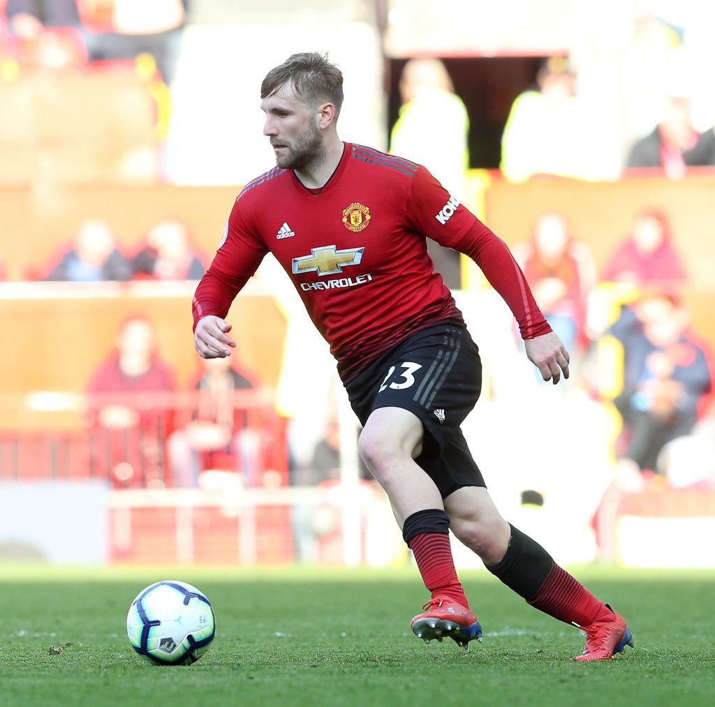 Luke Shaw slams awful Manchester United performance against Watford