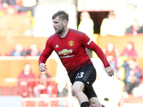 Luke Shaw slams awful Manchester United performance against Watford