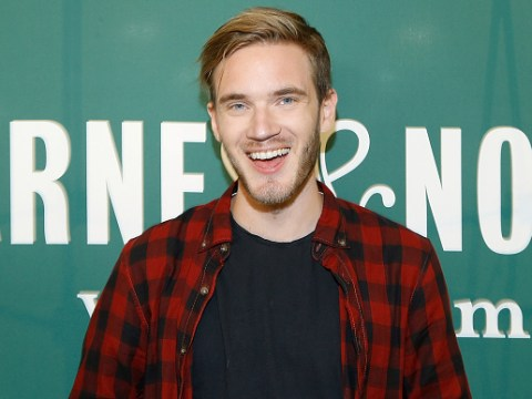How far behind T-Series is PewDiePie as YouTube channel reaches 100 million subscribers?