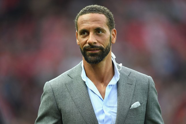 Rio Ferdinand is backing United